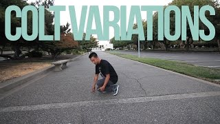 How to Breakdance  ColtPin Drop Variations  Get Downs