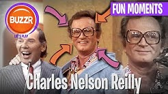 The BEST of Charles Nelson Reilly! | BUZZ