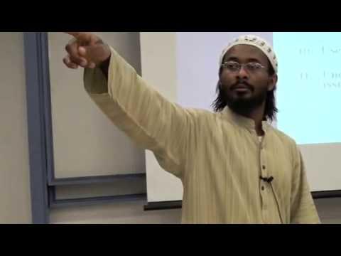 How to give shahada in 10 minutes by Shaikh Kamal al Makki (Part 2 of 8)