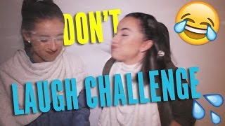 Try Not To Laugh Challenge With My Sister | Presenting Sophie