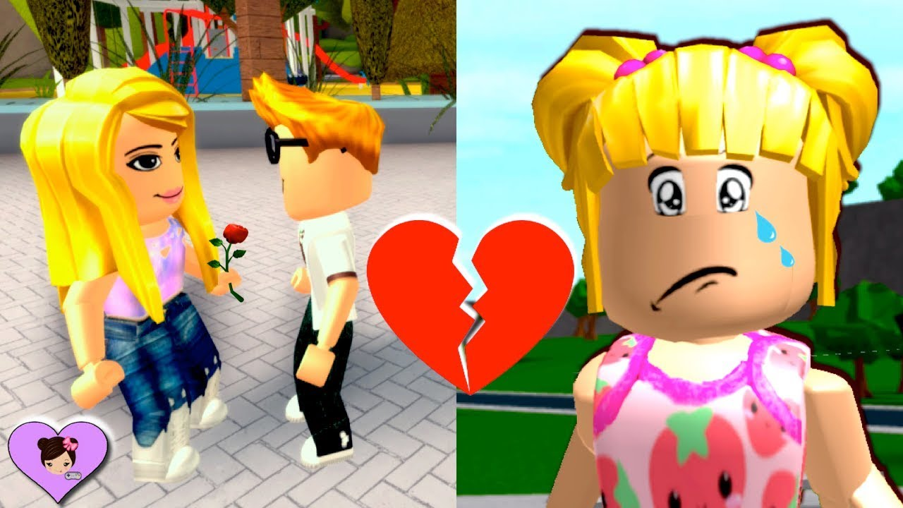 Baby Goldie Is Sad About Her Crush Roblox Bloxburg Roleplay Titi