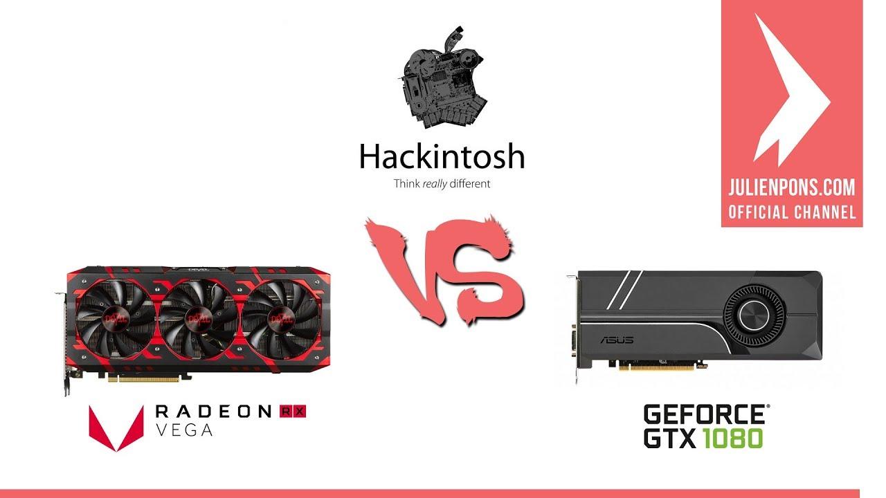 Gtx 1080 Hackintosh Mojave