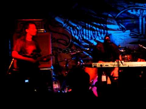 Mar de Grises - The Bell and the Solar Gust - live Prague 2010
