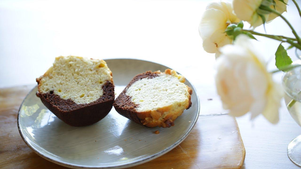 Beth\'s Black Bottom Banana Nut Muffins   ENTERTAINING WITH BETH ...
