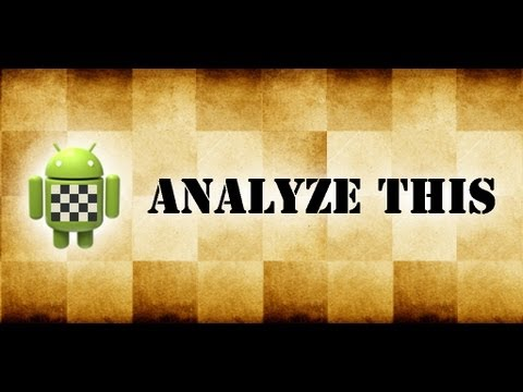 Analyze This (Chess) Android app