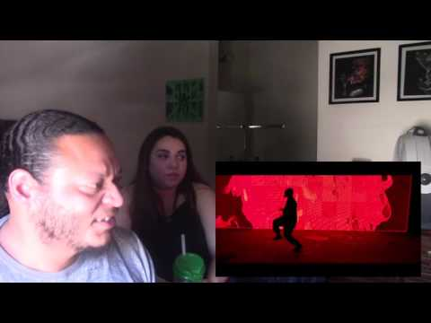 Tech N9ne Straight out the Gate ft Serj Tankian reaction