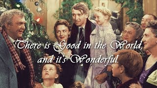 The Ultimate Antidote for Cynicism: It's a Wonderful Life