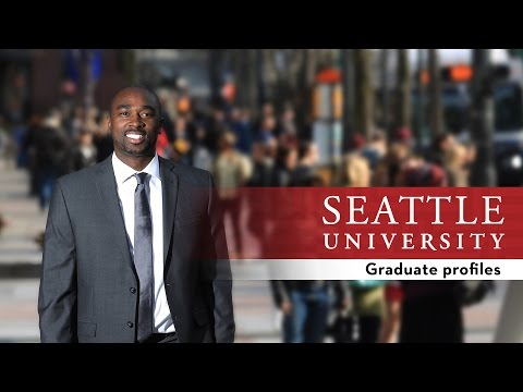 SU Graduate Profiles: Terren