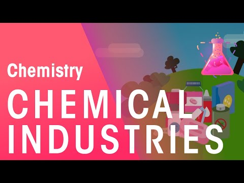 What Types of Chemical Industries Are There | Chemistry for All | FuseSchool
