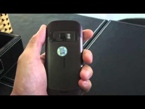 Tinhte.vn - Trên tay Nokia C7 chính hãng