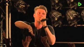 Get Over Me Live - Nick Carter on 2/10/16