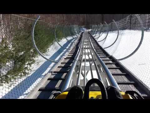 Cranmore Mountain Coaster