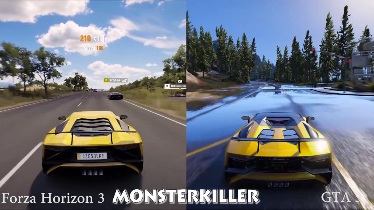 Tuning Your Car In Forza Horizon
