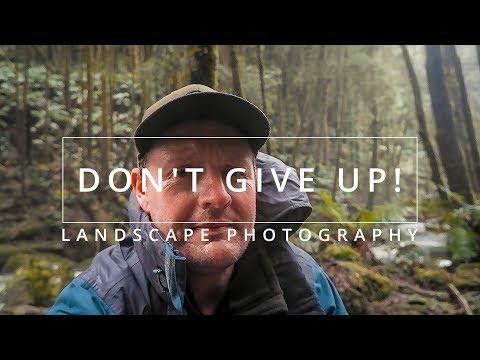 Should I Give Up? | Australian Landscape Photography In Tasmania