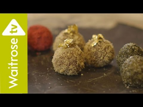 Heston Blumenthal's Ultimate Chocolate Truffles | Waitrose
