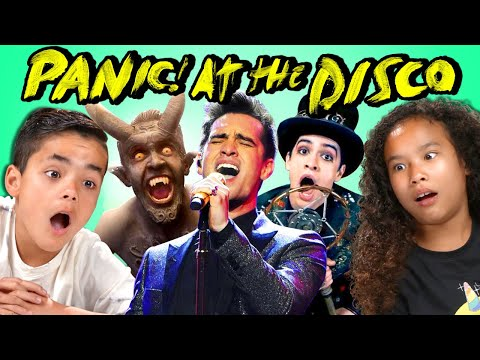 Kids React To Panic! At The Disco