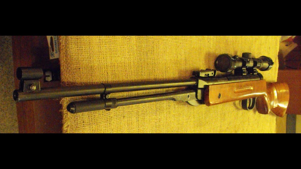 Review, Brand New $40 B3-3  22 Cal Underlever Pellet Rifle