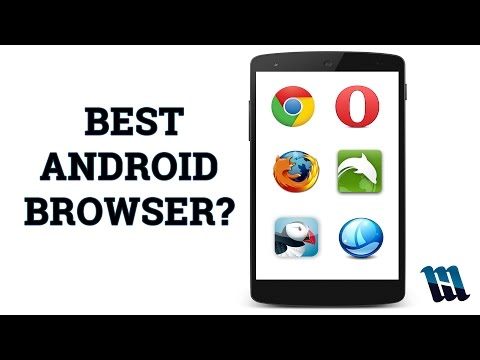 What is the Best Android Web Browser? 2015 Edition - YouTube