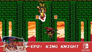 Shovel Knight: Spector of Torment - Part 2 - King Knight [Pridemoor Keep]