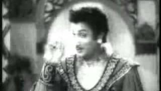 UthamaPuthiran 1958 (old)  - Yaradi Ni Mohini