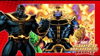 [SHP] 12 ประวัติ Thanos ยอดนักรัก กับไอเทมระดับ Cosmic!
