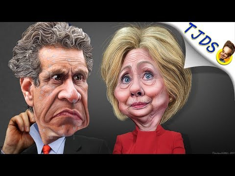 "Hillary Is Now A ""Cuomo Bro""--Snubs Female Candidate For Male"