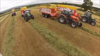 Silage 2016 - Kilmean Farms N.I. (HD)