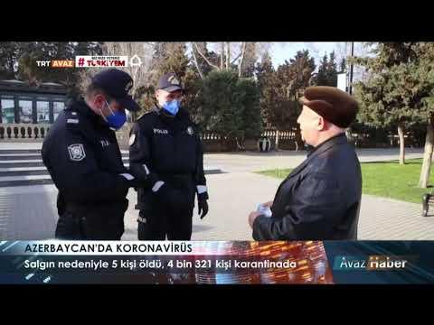 #Azerbaycan'da Vaka 443'e Yukseldi