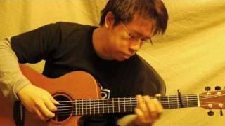 Blackbird (acoustic guitar solo)