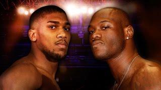 Anthony Joshua vs Deontay Wilder / Fight Promo HD