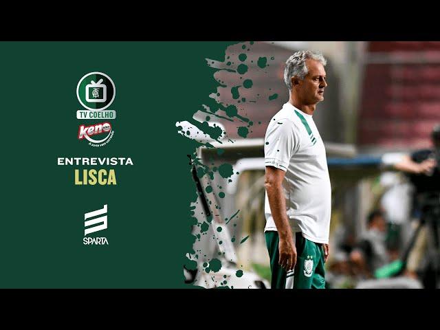 TV Coelho Keno Minas | Entrevista Lisca: América x Boa Esporte-MG