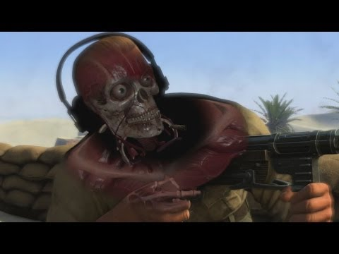 Sniper Elite 3 X-Ray BulletCam Slow Motion Montage