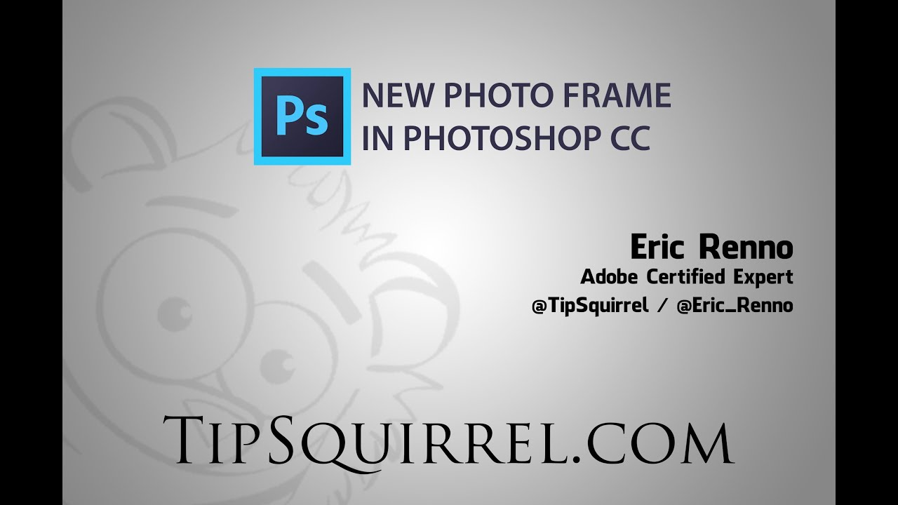 Picture frame in photoshop cc youtube picture frame in photoshop cc jeuxipadfo Images