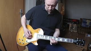 Gibson LP Standard 60s UB JamVideo2