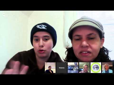 Toronto Reunion of the Climate Reality Project Climate Leaders Google Hangout 2