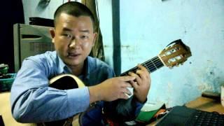 [HƯỚNG DẪN] Hoa bằng lăng - Jimmy Nguyễn - Guitar Solo - Phần Điệp khúc