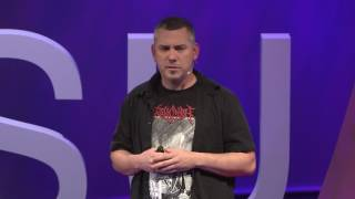 What's The Future Hold? Ask A Metalhead. | Peter Buckland | TEDxPSU