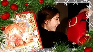 Влогмас 14: Что мне подарил Дед Мороз и Госпел (ВД)