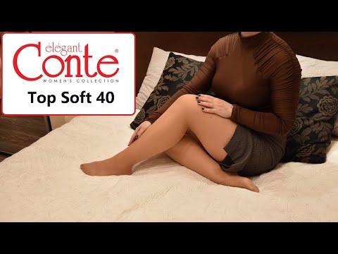 CONTE TOP SOFT 40 DEN PANTYHOSE