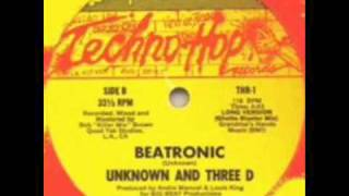 Unknown DJ & 3D - Beatronic (HQ-Stereo)