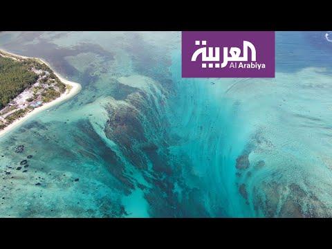 السياحة عبر العربية |  -شلالات تحت الماء-..  فقط في موريشيوس!  - نشر قبل 29 دقيقة