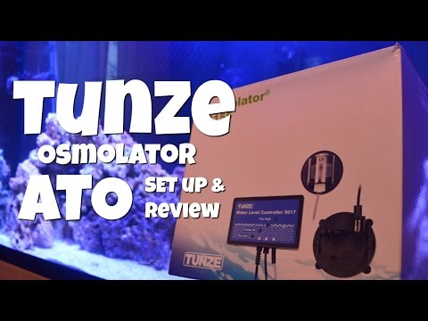 Tunze Osmolator 3155 Auto Top Off Review | My Saltwater