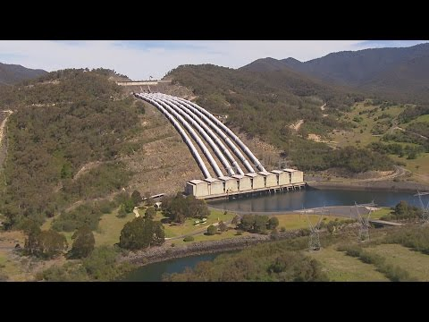 Australia's greatest engineering feat – the National Heritage Listed Snowy Mountains Scheme