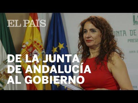 MARÍA JESÚS MONTERO, ministra de Hacienda de Pedro Sánchez