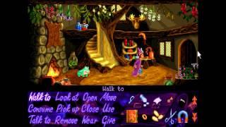 Simon the Sorcerer - Walkthrough Part 2