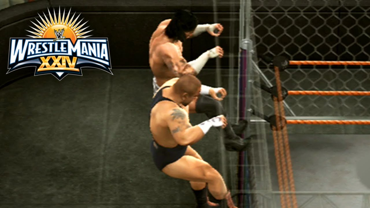 """Download WWE SmackDown vs Raw 2009 - Road To Wrestlemania Ep 6 - """"INTENSE ENDING!!!"""""""