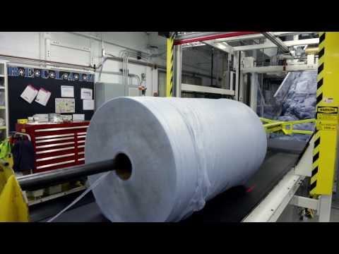 Core Cutting - Paper, Film & Foil Converter
