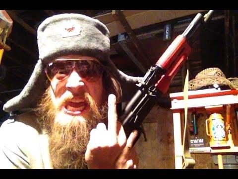 The izhmash ak ban - Kalashnikov concern