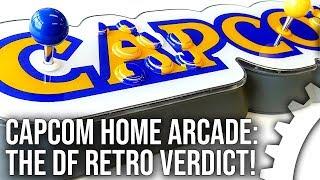 DF Retro: Capcom Home Arcade - Emulation Analysis, Hardware Breakdown + More!