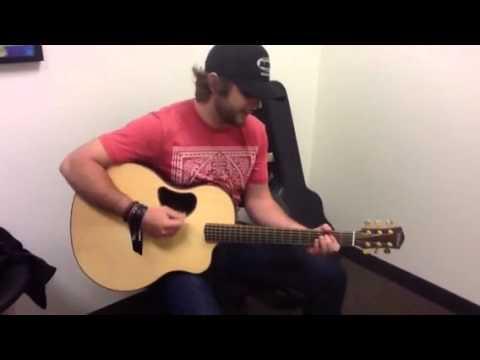 Thank You McPherson Guitars from Thomas Rhett